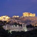 希腊四季之旅 第1天