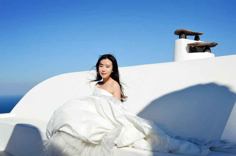 My Greek wedding tour