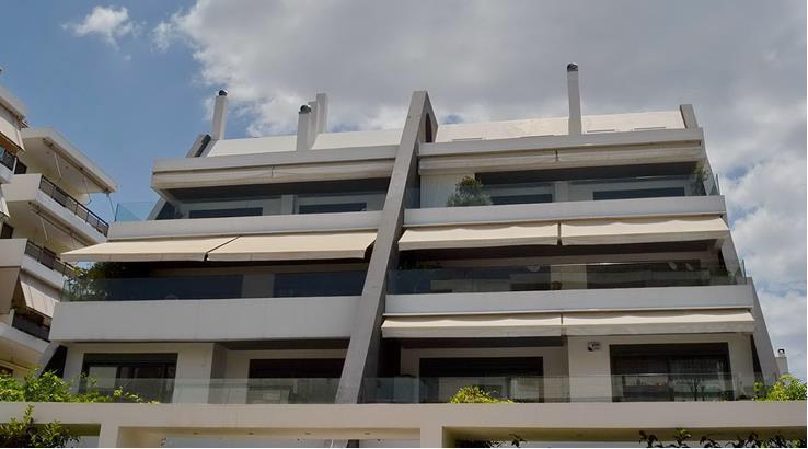 Full Floor Apartment in Ano Glyfada