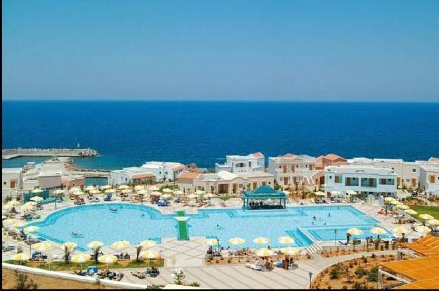 A 2 Hotel Resort & Spa Complex