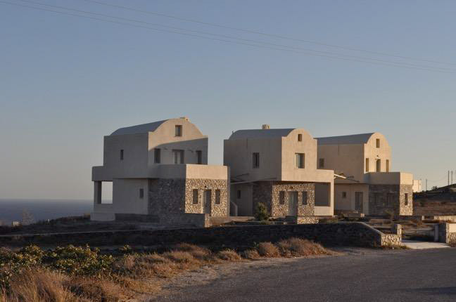Villa in Santorini