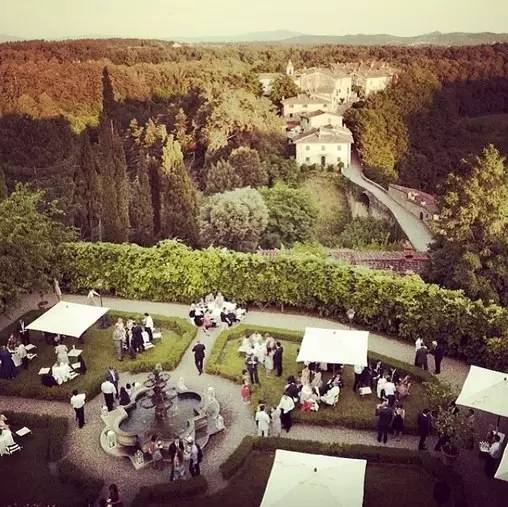 最时尚的结婚圣地-Ferragamo家族庄园
