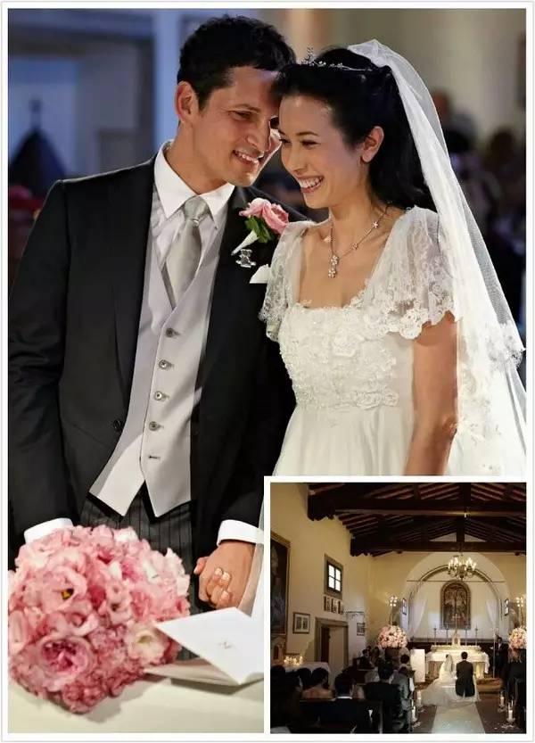 明星莫文蔚的婚礼