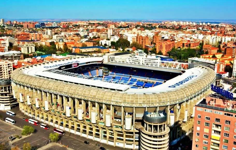 总有一个理由,让你来到马德里