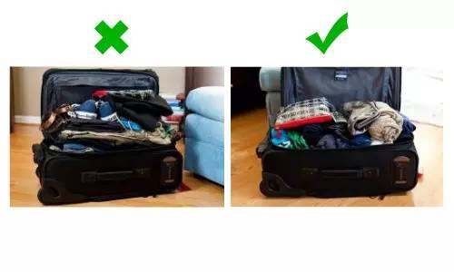 行李打包必备技能