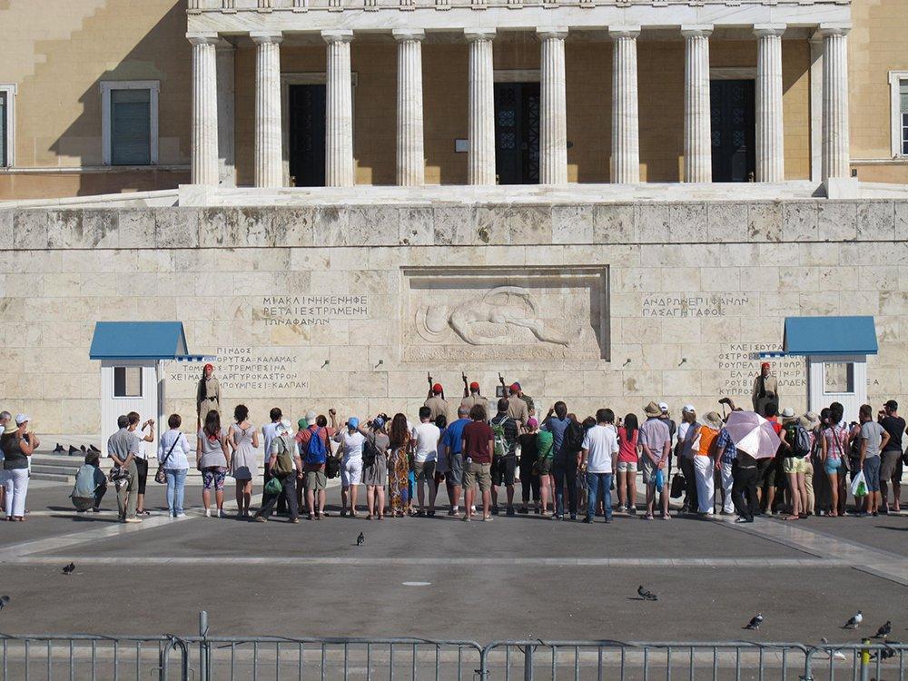 为什么希腊有两个国庆节?