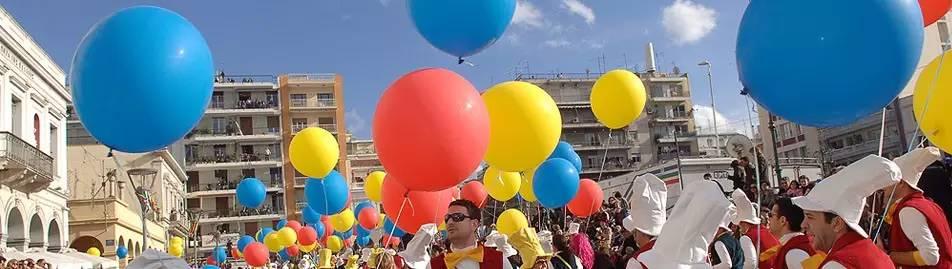希腊冬天怎么玩系列—帕特雷狂欢节