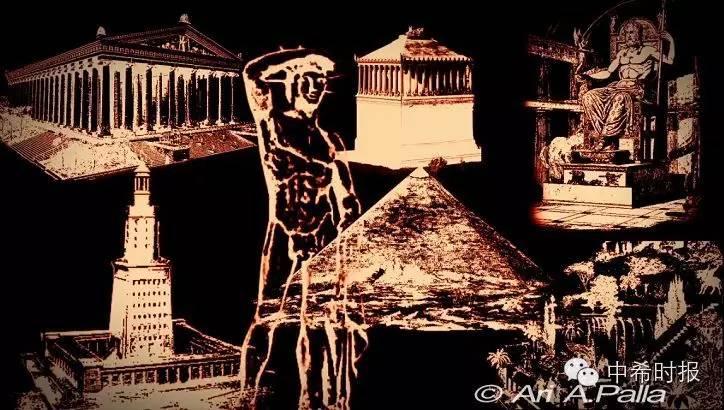 罗德岛太阳神巨像是古代七大奇迹之一