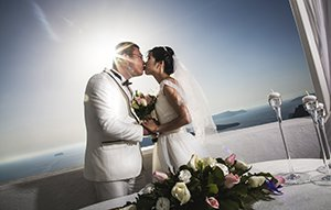 My Romantic Greek Wedding