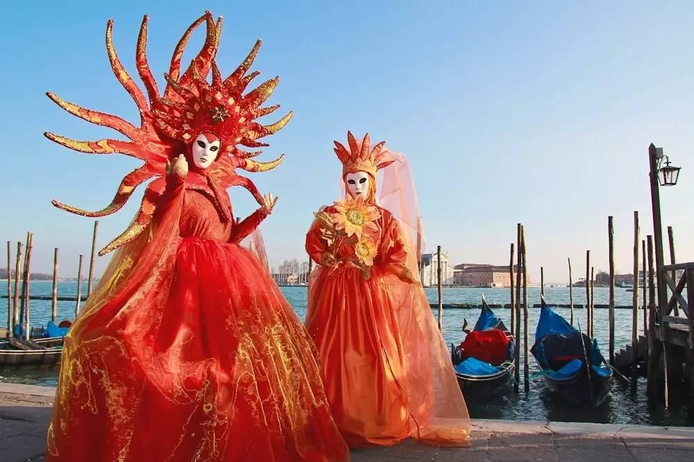 如何玩转威尼斯狂欢节?
