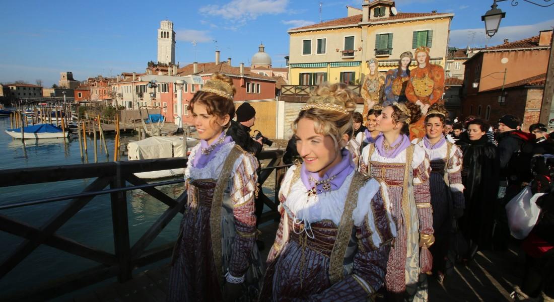 威尼斯狂欢节