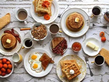 5 places with the best brunch in Athens