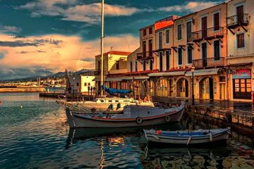 When Crete meets Venice