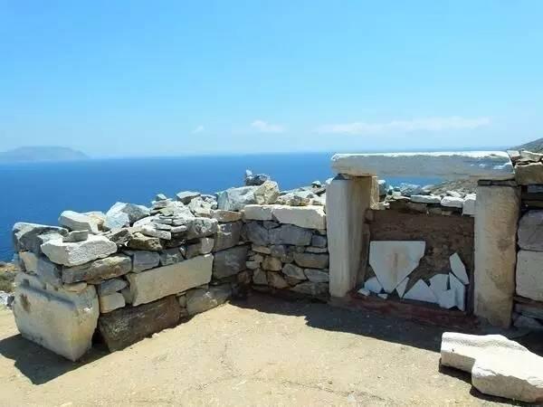 荷马墓地(Homer's Grave)