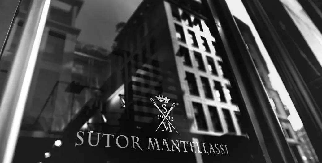 Sutor Mantellassi展厅私人参观
