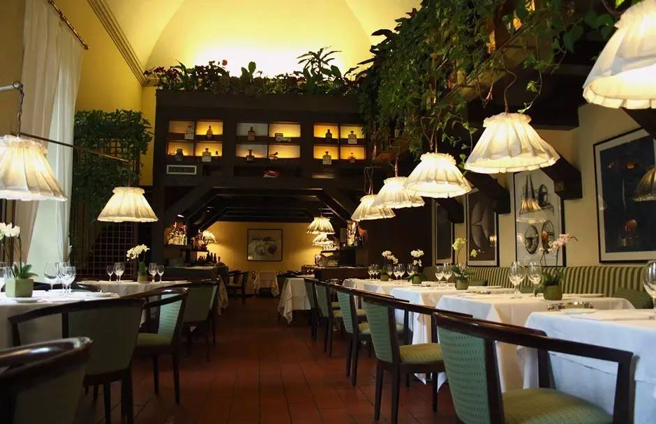 Don Lisander餐厅晚餐