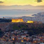 2016 Marathon Race Trip To Greece Day 1