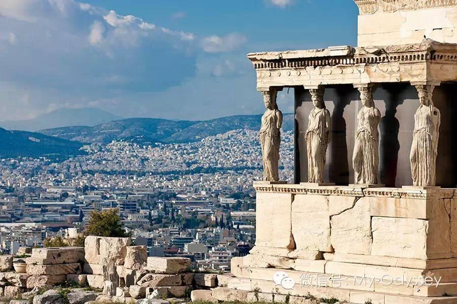 第一天 雅典