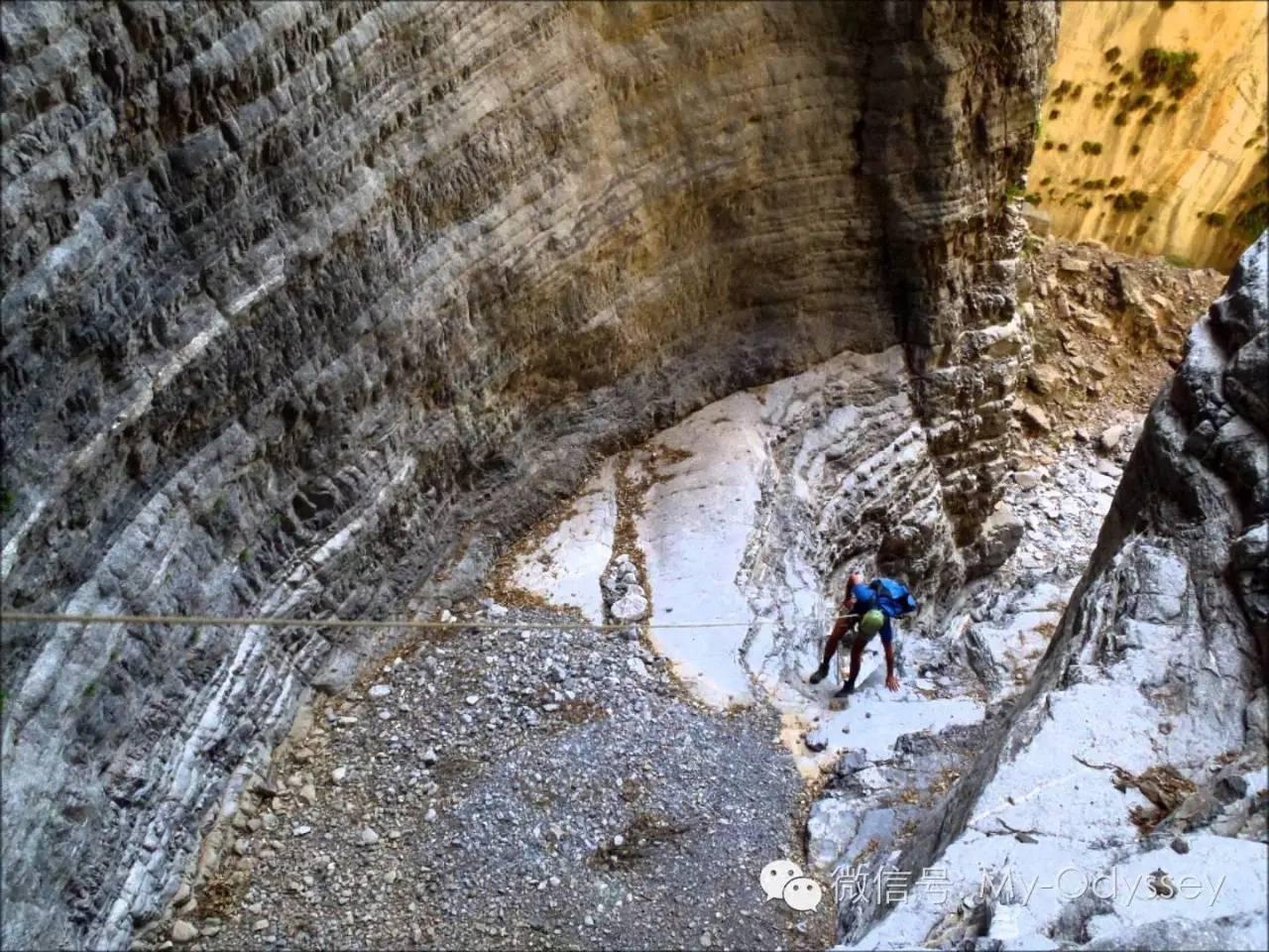 撒玛利亚峡谷