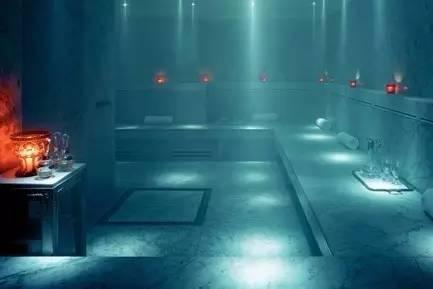 体验奥斯曼土耳其浴室