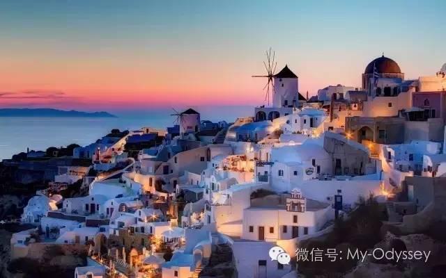 十一希腊秋季精华之旅