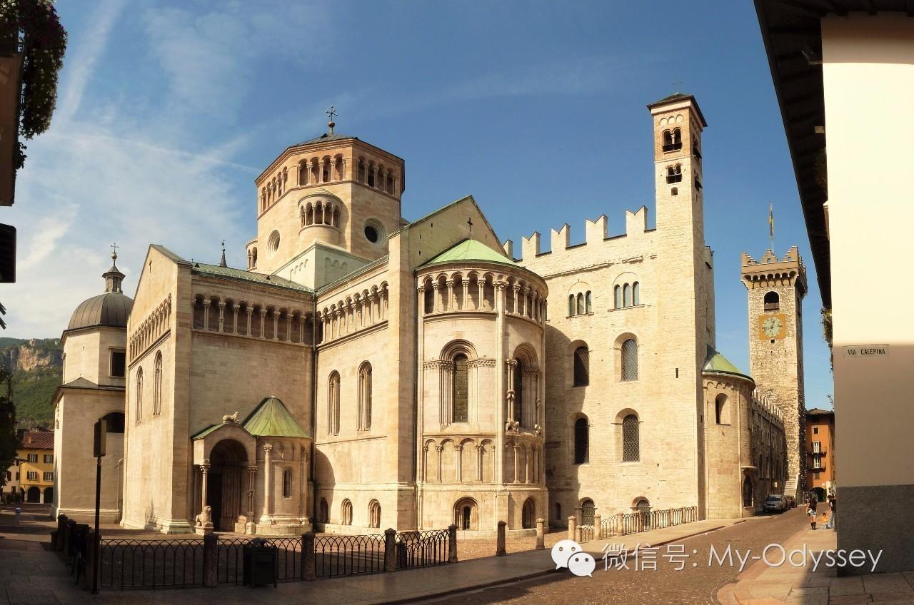 特伦托大教堂Duomo