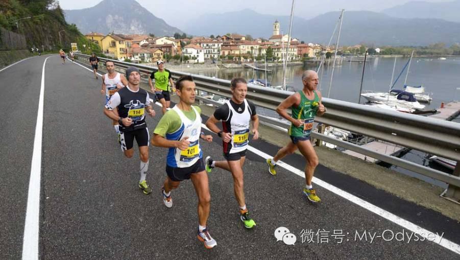 第六届马焦雷湖马拉松赛