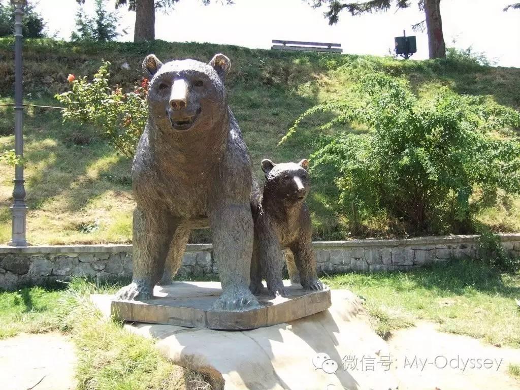 迈措沃熊广场
