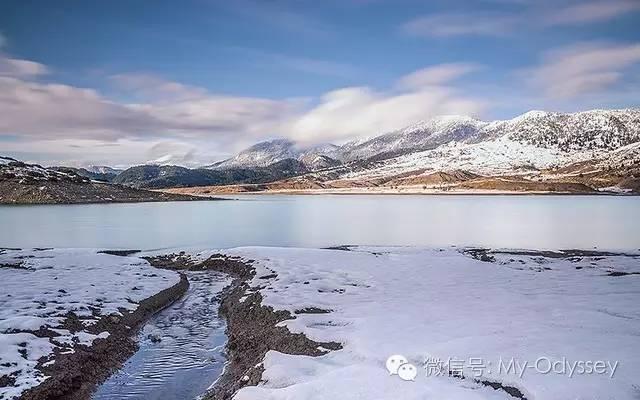 迈措沃人工湖