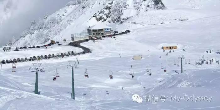 迈措沃Politses滑雪场