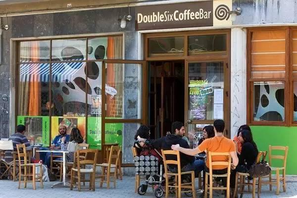 希腊人的日常咖啡生活