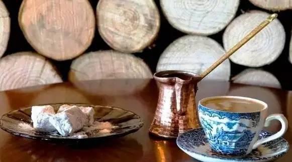 希腊传统咖啡