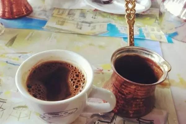 """希腊""""功夫咖啡"""""""