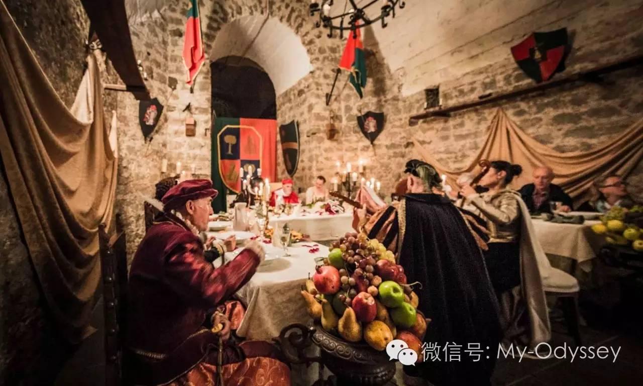 意大利丰收的节庆栗子节