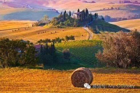 意大利旅行的黄金时节