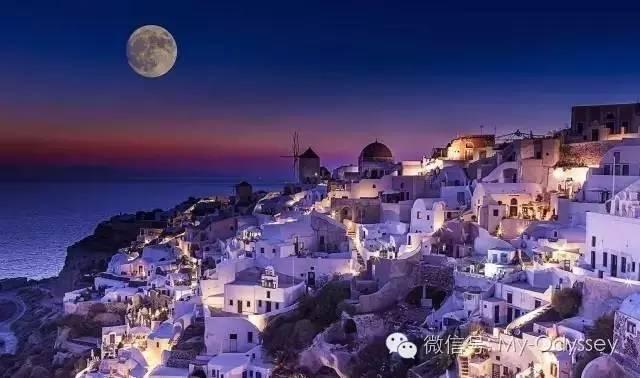 希腊的岛屿