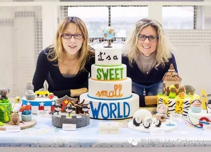 米兰蛋糕节将在Superstudio Più展馆里举行