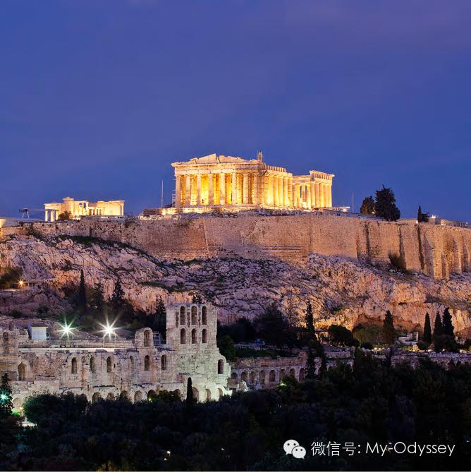 十一希腊秋韵之旅