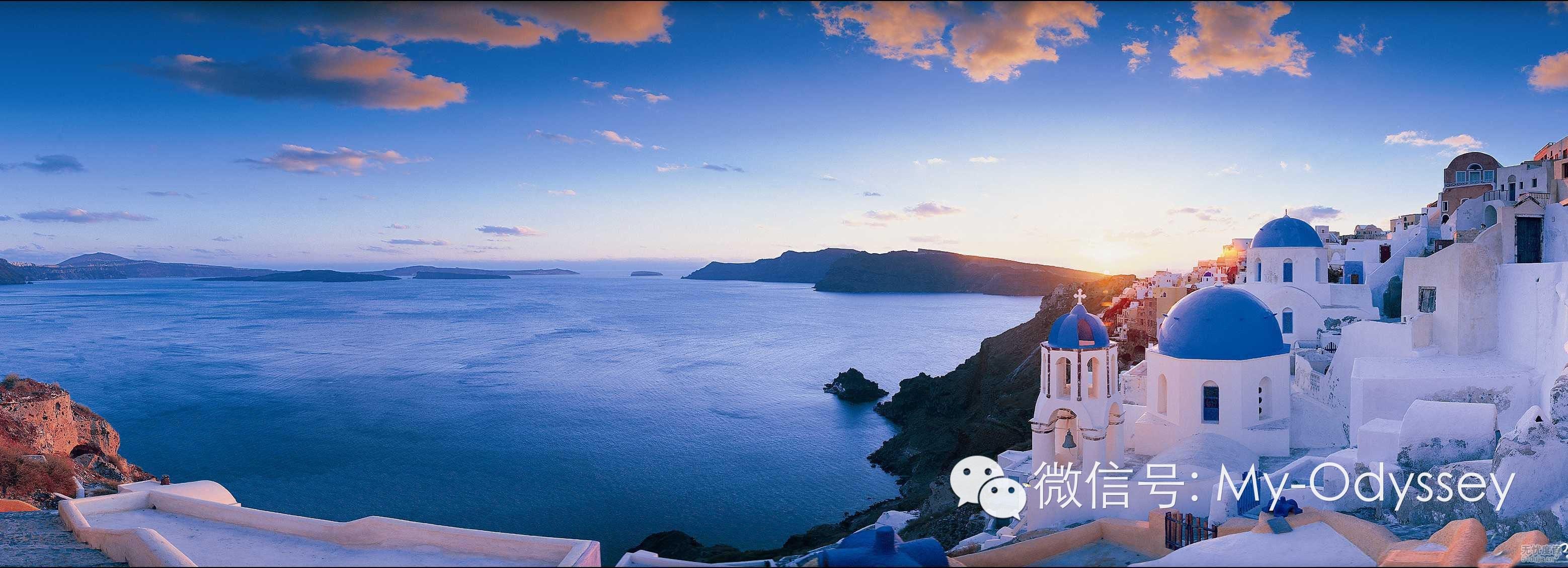 冬季希腊·新春之旅 感受圣托里尼冬日的静谧