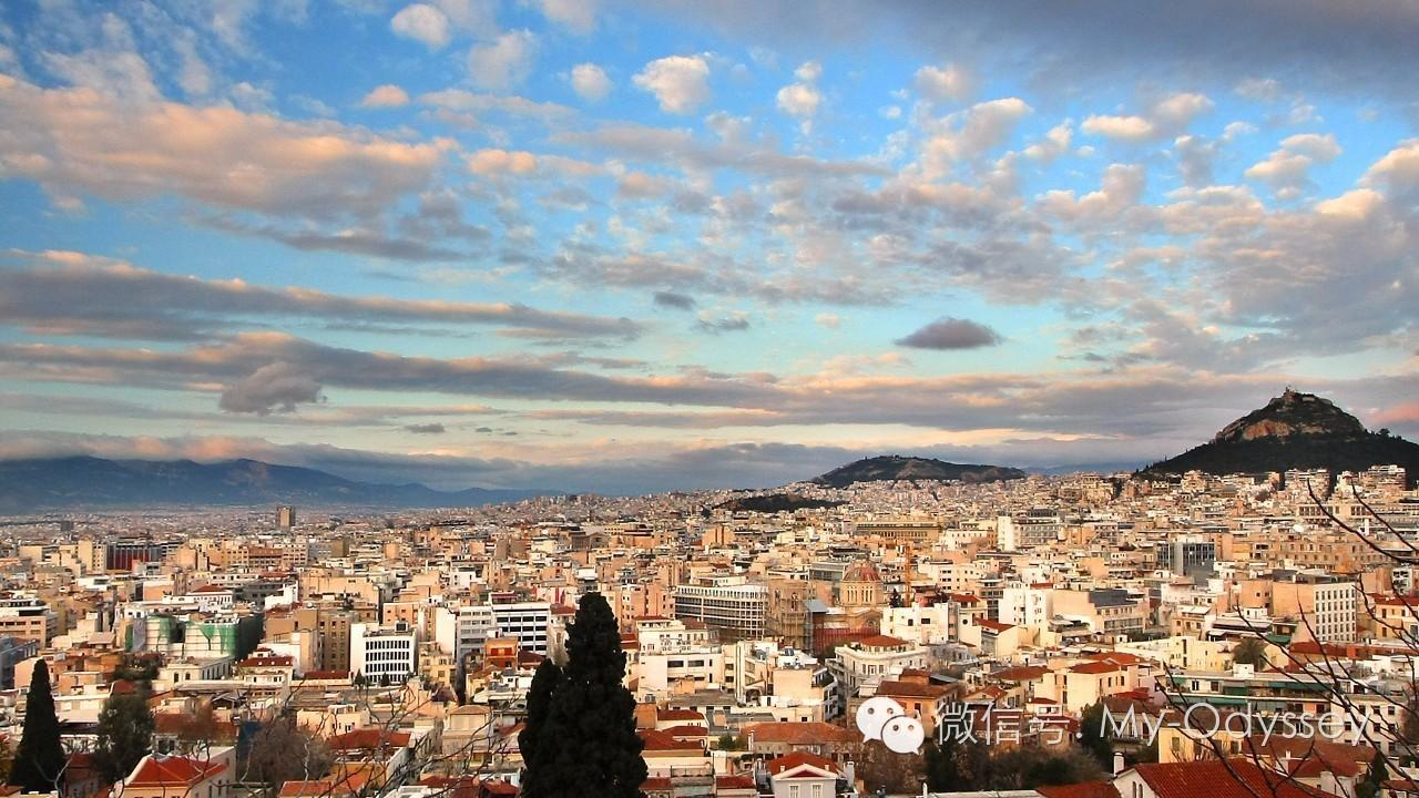 冬季希腊·新春之旅