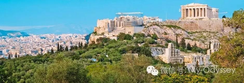 冬季希腊·新春之旅  莫奈姆瓦夏-雅典