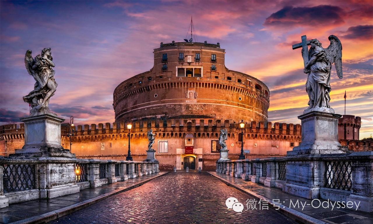 热情浪漫的意大利拥有罗马帝国千年的文化积淀