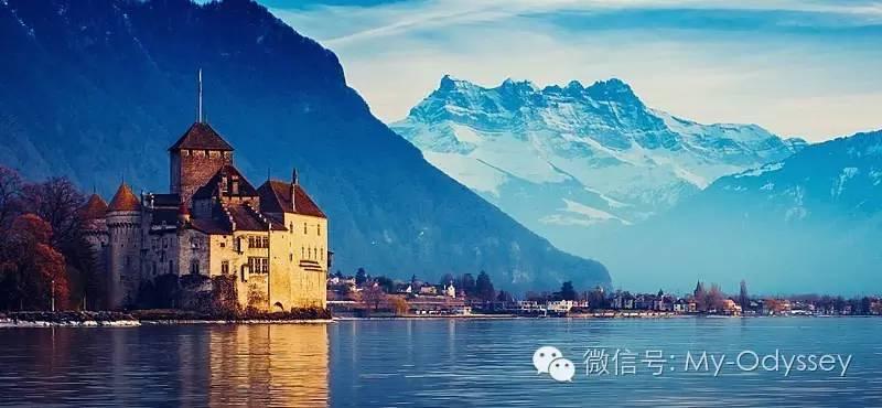 自在安逸的瑞士拥有绝美的自然风光