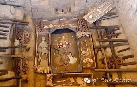 拜访古代马其顿国王墓陵