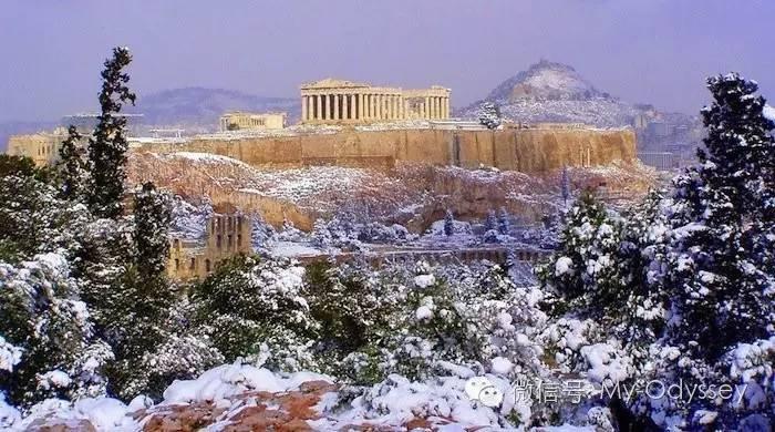 希腊圣诞·梦幻体验之旅