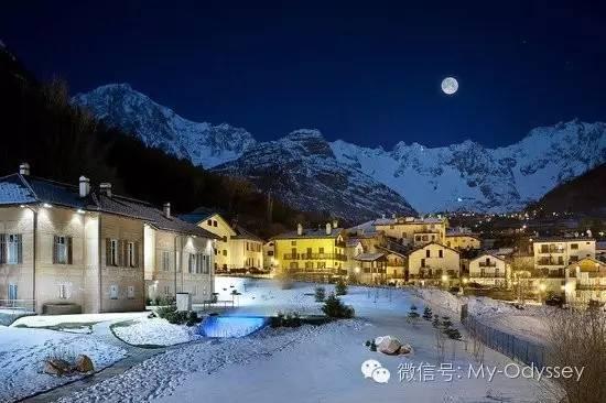 意大利&瑞士圣诞之旅