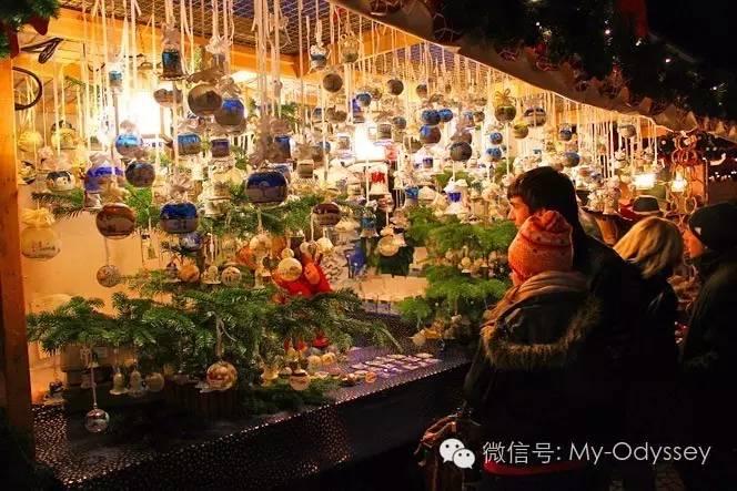 博尔扎诺圣诞市场