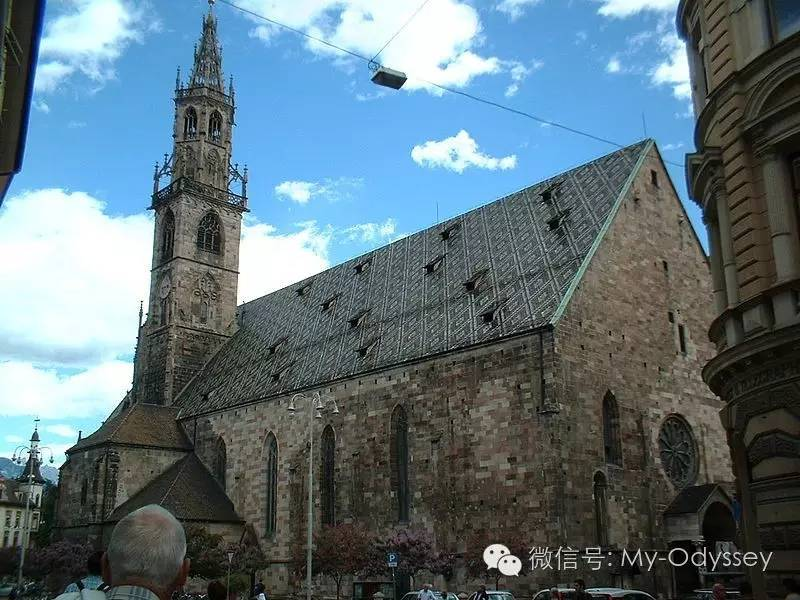 博尔扎诺大教堂