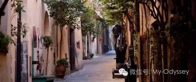 奥维托 世界第一个慢城
