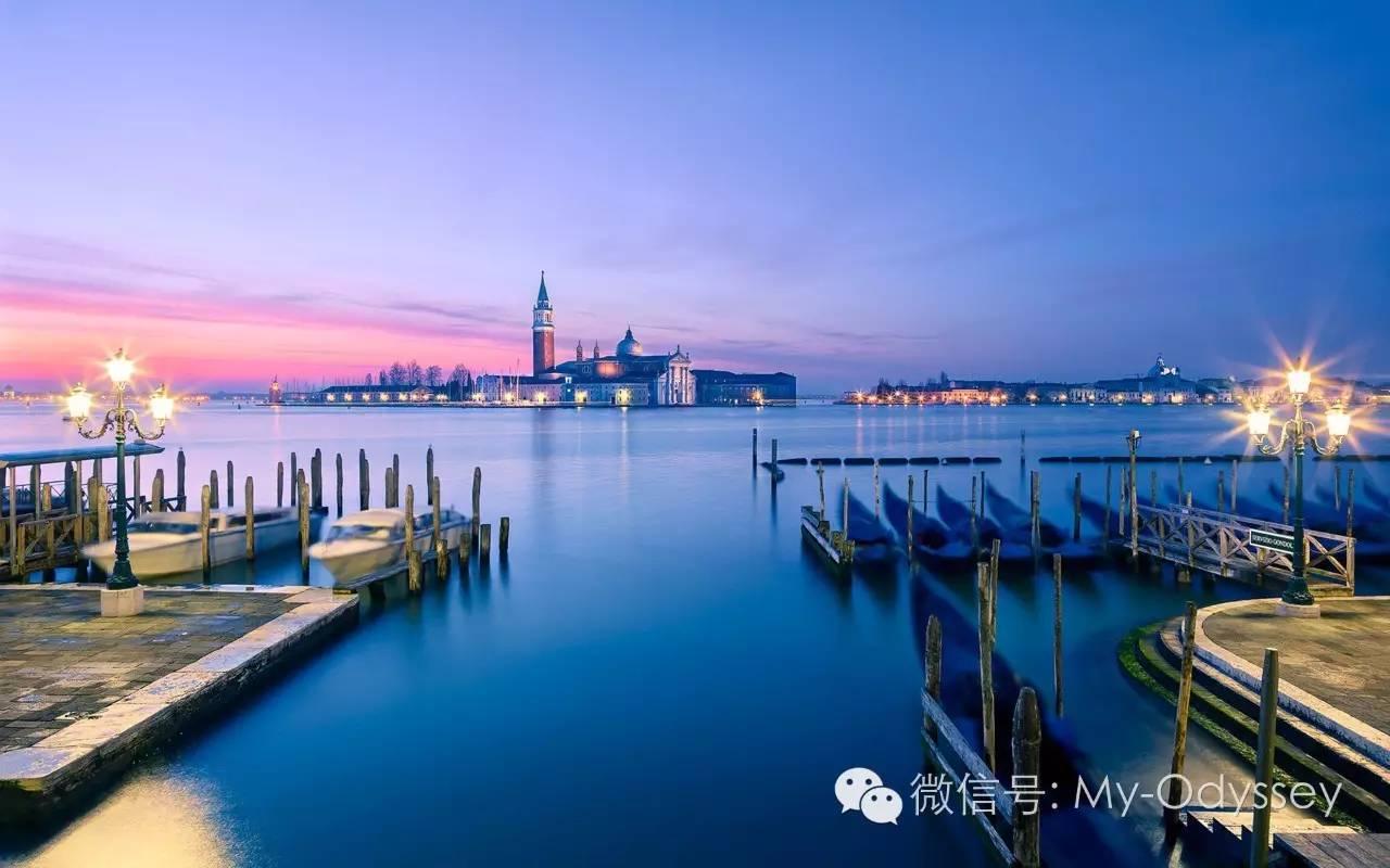威尼斯港口
